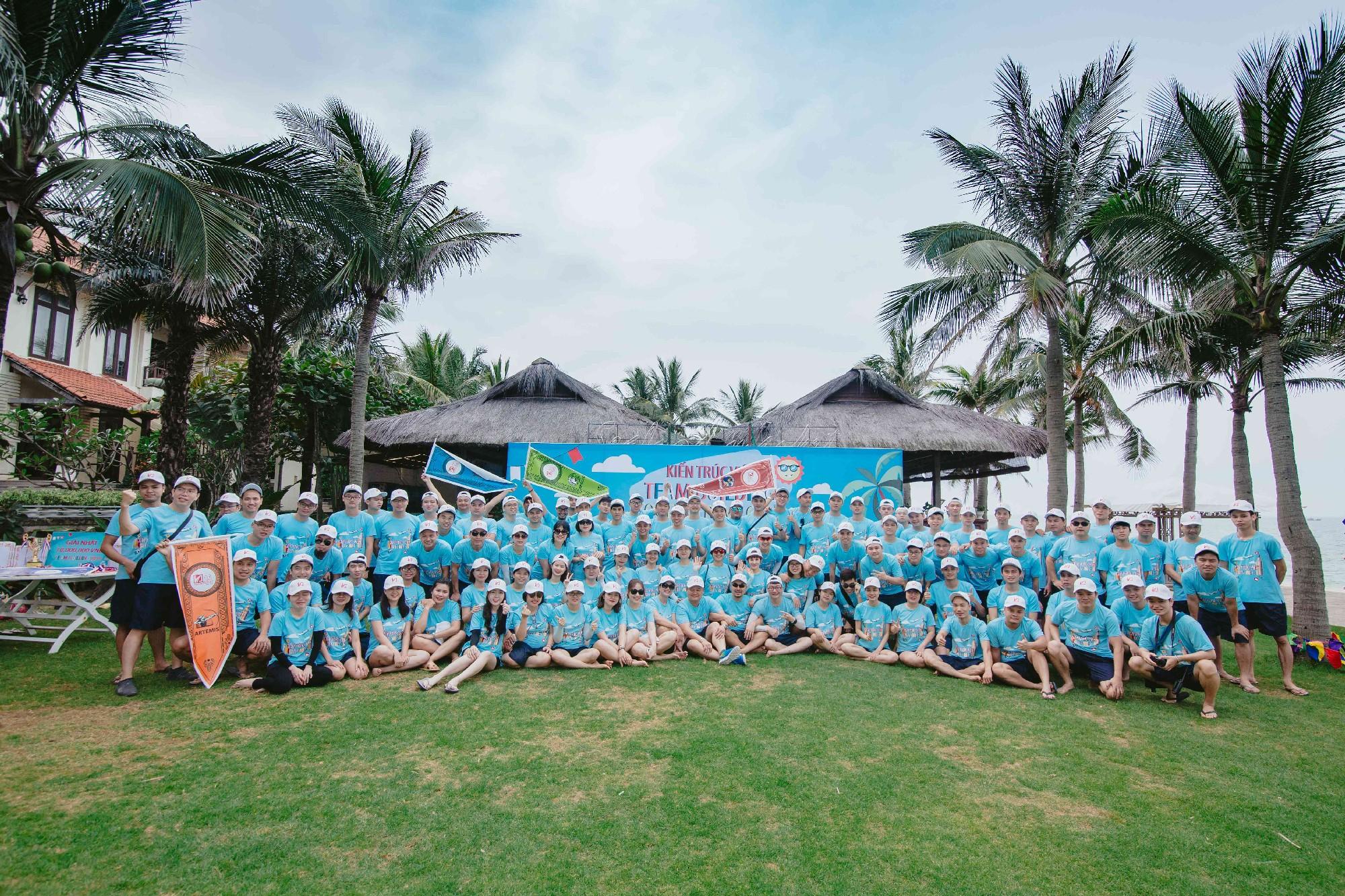 Chương trình Teambuilding 2019