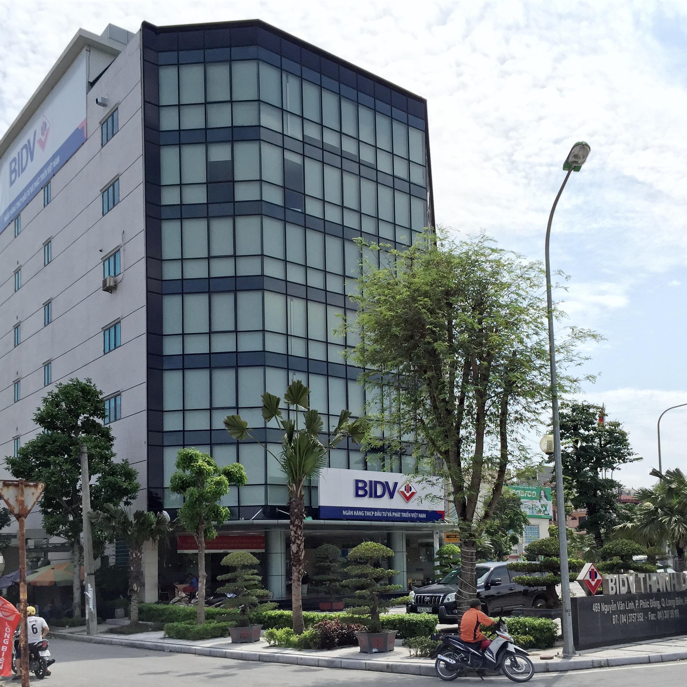 Trung tâm thương mại Phúc Đồng