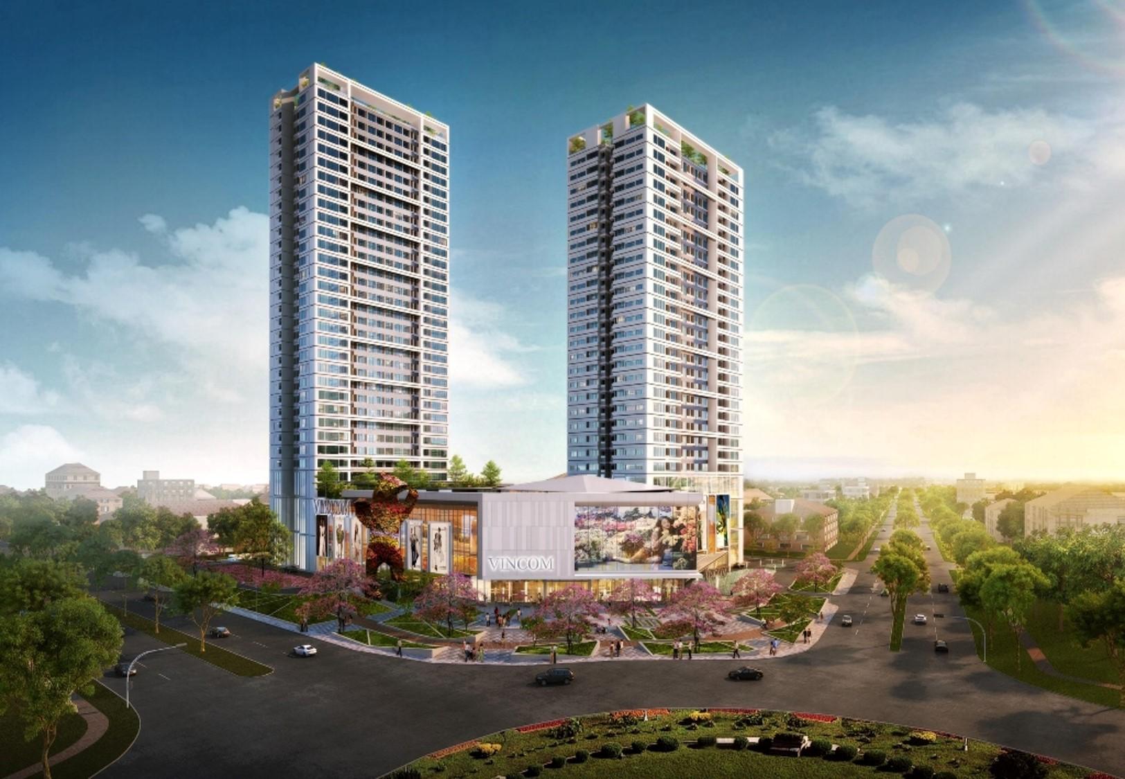 Trung tâm thương mại Vincom Bắc Ninh