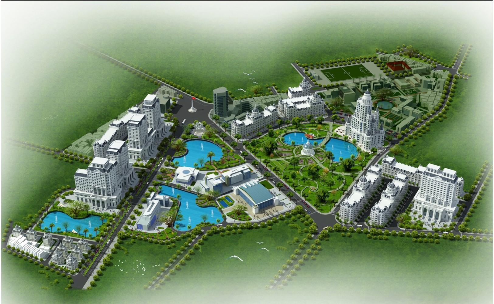 Khu đô thị phức hợp Lâm Viên