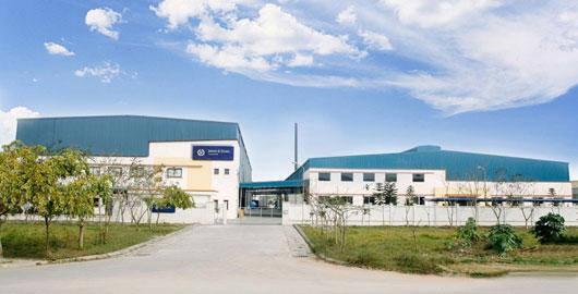 Nhà máy Jebsen & Jensen Broadway Viet Nam Co., Ltd