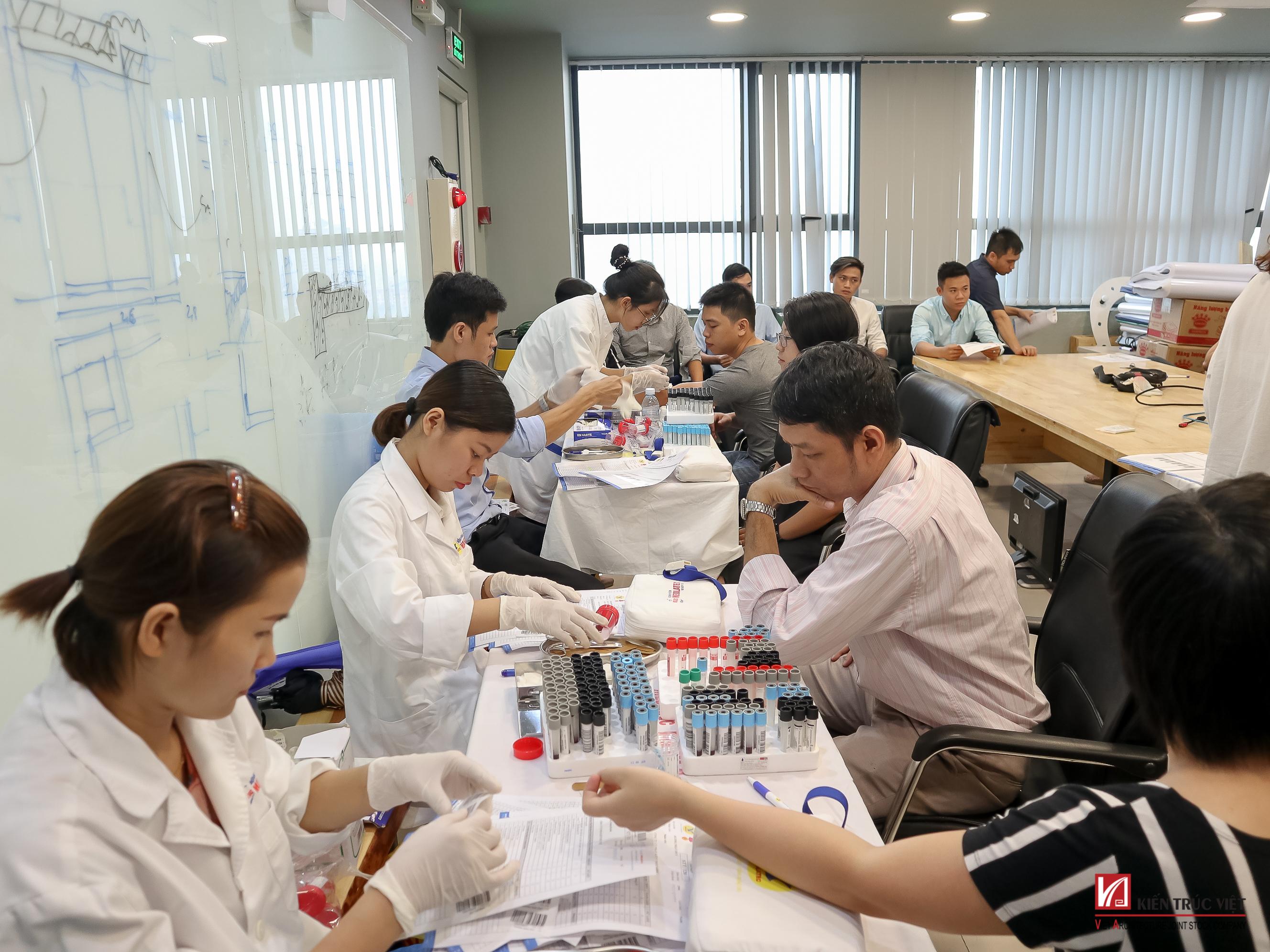 Công ty tổ chức khám sức khỏe định kỳ