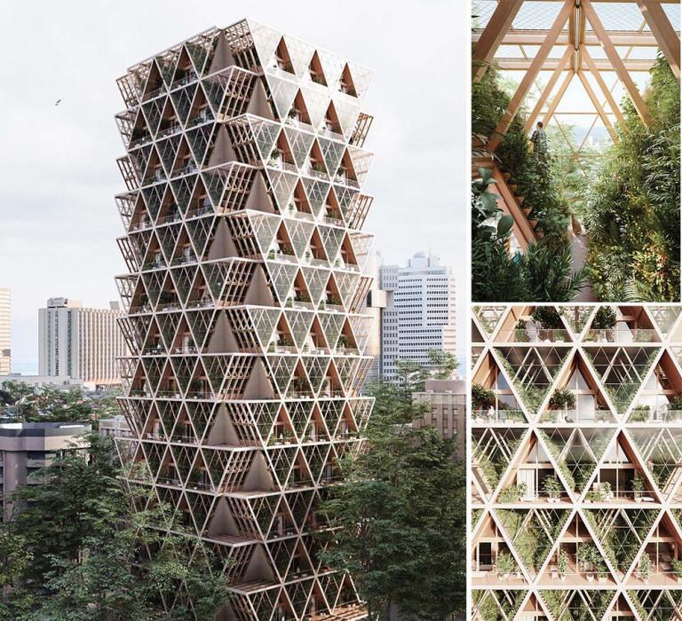Những kiến trúc thế hệ mới của KTS Chris Precht