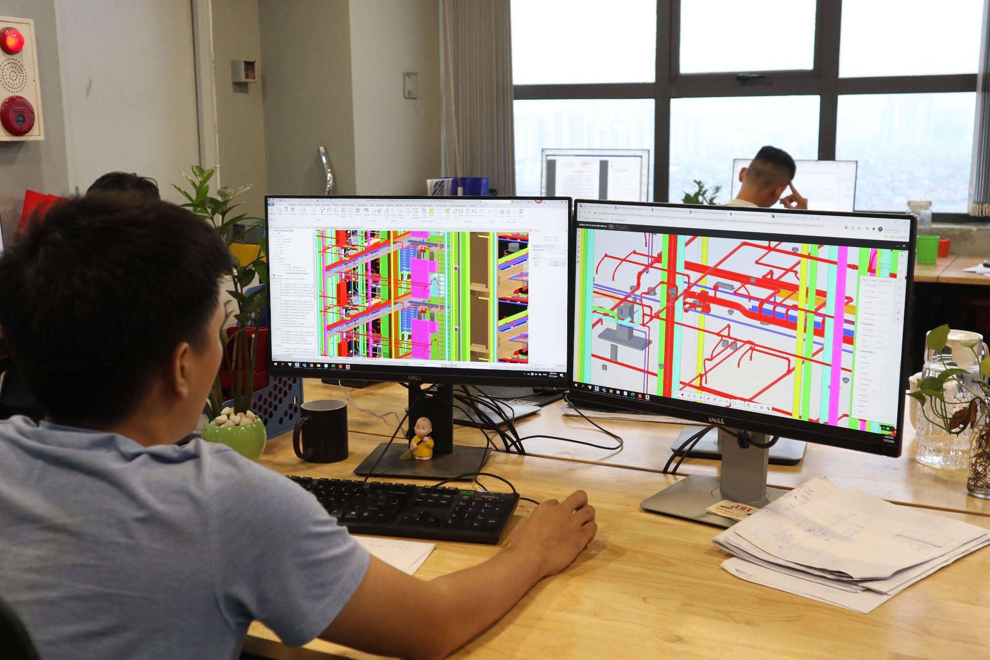 Đào tạo và triển khai công nghệ BIM tại Kiến Trúc Việt