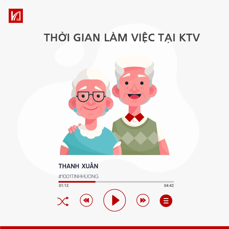 1001 tình huống thường gặp ở nhà KTV