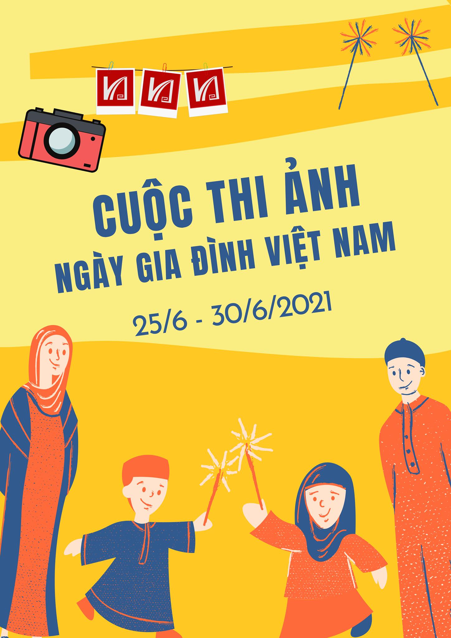 Cuộc thi ảnh ngày Gia đình Việt Nam